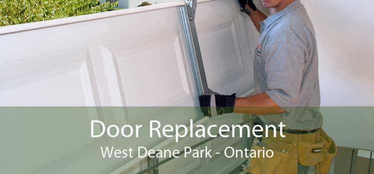 Door Replacement West Deane Park - Ontario