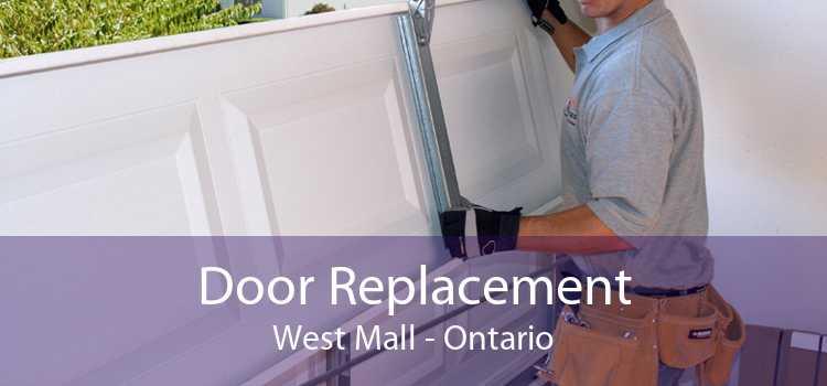 Door Replacement West Mall - Ontario