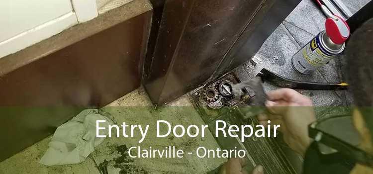 Entry Door Repair Clairville - Ontario