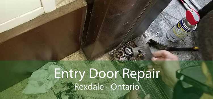 Entry Door Repair Rexdale - Ontario