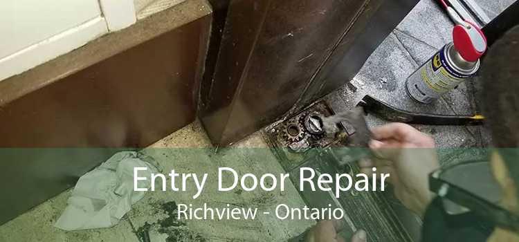 Entry Door Repair Richview - Ontario