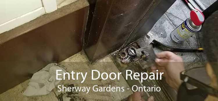 Entry Door Repair Sherway Gardens - Ontario