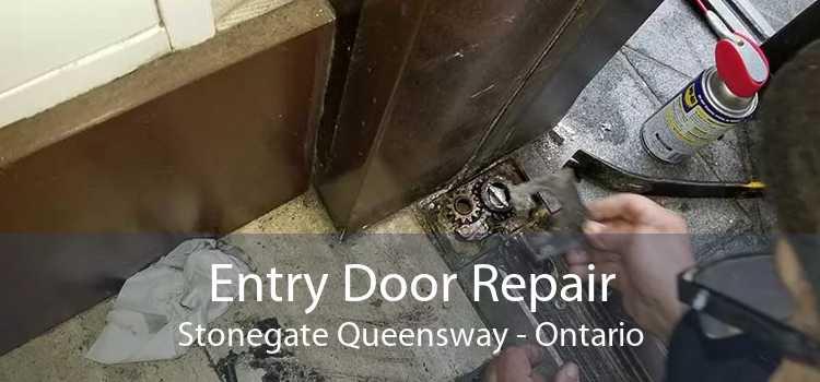 Entry Door Repair Stonegate Queensway - Ontario