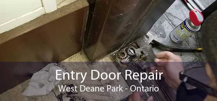 Entry Door Repair West Deane Park - Ontario