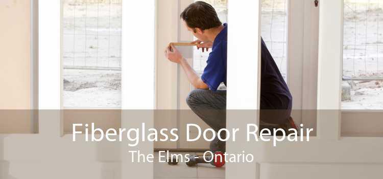 Fiberglass Door Repair The Elms - Ontario