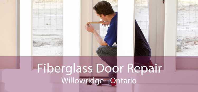 Fiberglass Door Repair Willowridge - Ontario