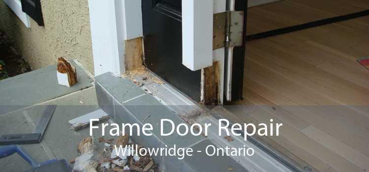 Frame Door Repair Willowridge - Ontario