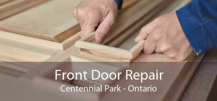 Front Door Repair Centennial Park - Ontario