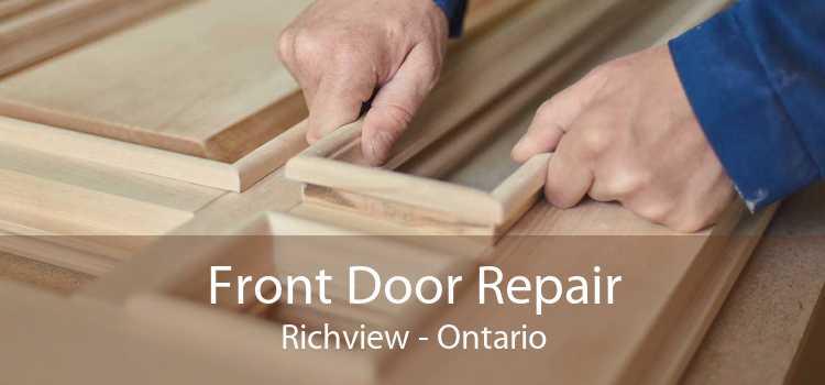 Front Door Repair Richview - Ontario