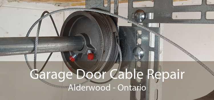 Garage Door Cable Repair Alderwood - Ontario