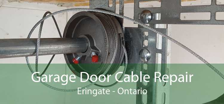 Garage Door Cable Repair Eringate - Ontario
