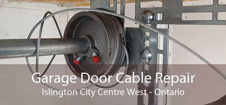 Garage Door Cable Repair Islington City Centre West - Ontario