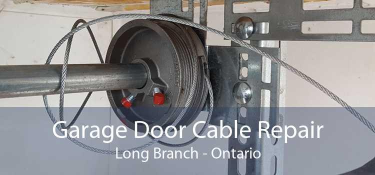 Garage Door Cable Repair Long Branch - Ontario