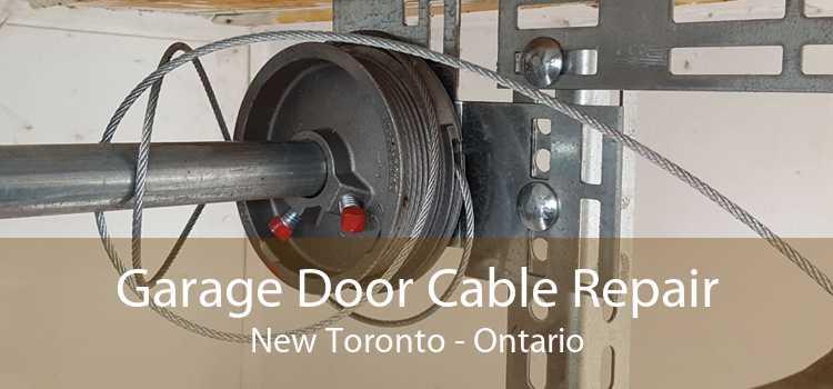 Garage Door Cable Repair New Toronto - Ontario