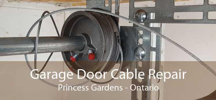 Garage Door Cable Repair Princess Gardens - Ontario