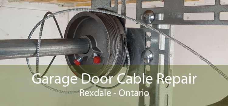 Garage Door Cable Repair Rexdale - Ontario