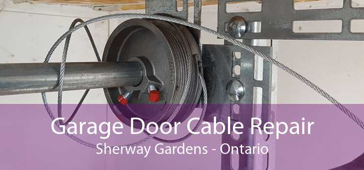 Garage Door Cable Repair Sherway Gardens - Ontario