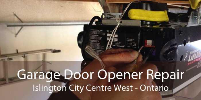 Garage Door Opener Repair Islington City Centre West - Ontario