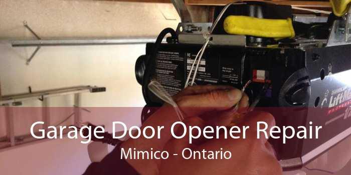 Garage Door Opener Repair Mimico - Ontario