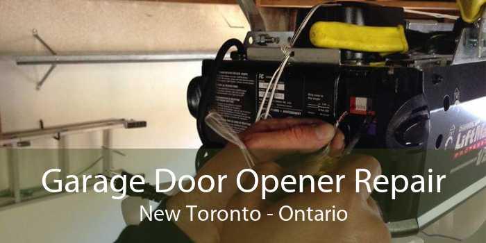 Garage Door Opener Repair New Toronto - Ontario