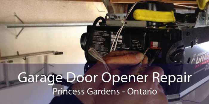 Garage Door Opener Repair Princess Gardens - Ontario