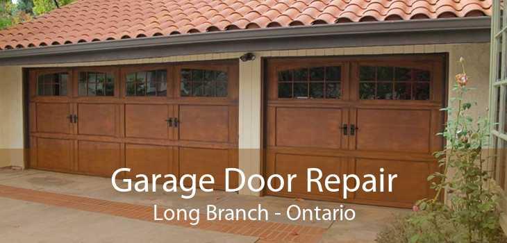 Garage Door Repair Long Branch - Ontario
