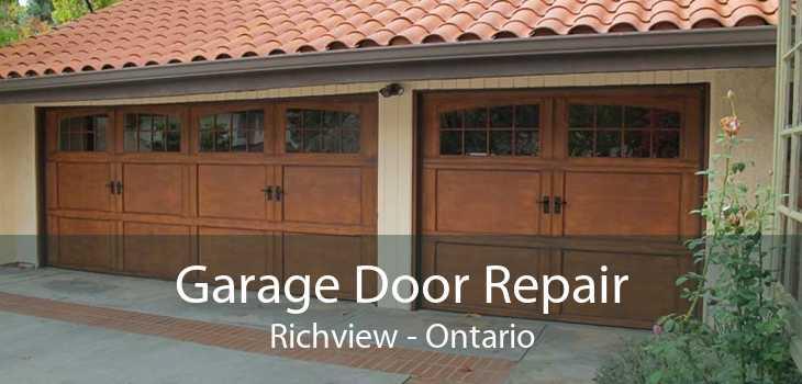 Garage Door Repair Richview - Ontario
