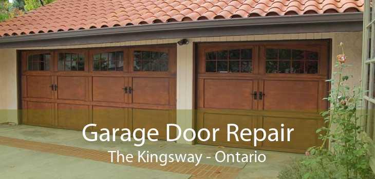 Garage Door Repair The Kingsway - Ontario