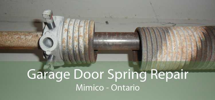 Garage Door Spring Repair Mimico - Ontario