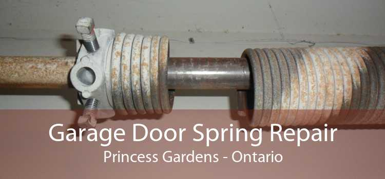 Garage Door Spring Repair Princess Gardens - Ontario