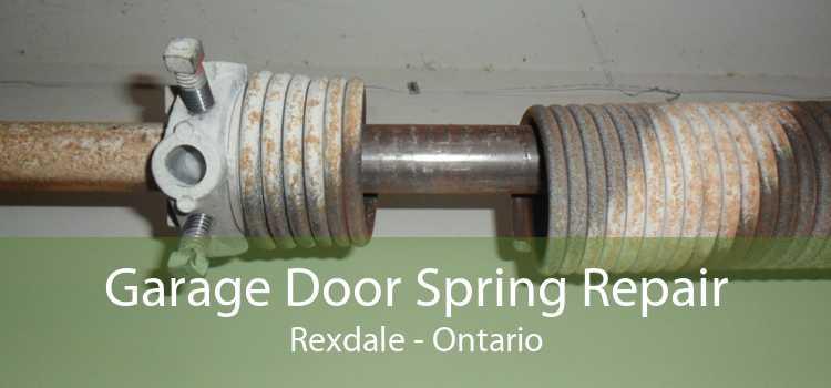 Garage Door Spring Repair Rexdale - Ontario