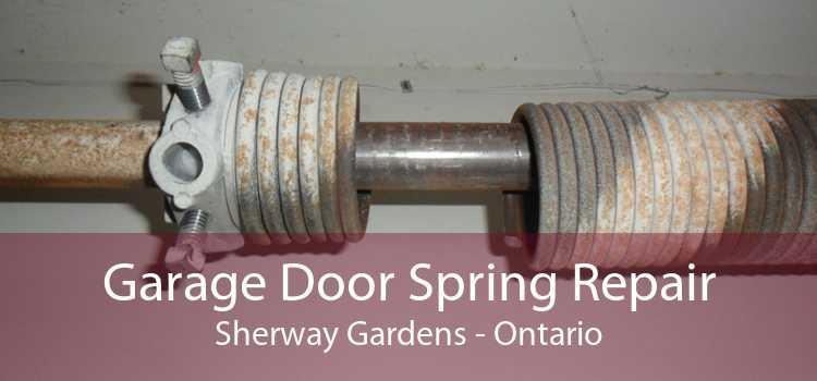Garage Door Spring Repair Sherway Gardens - Ontario