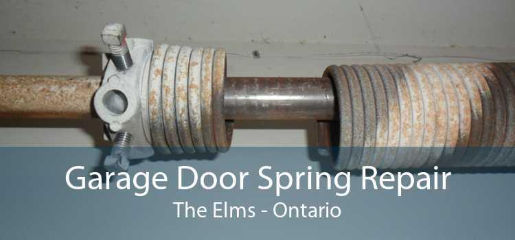 Garage Door Spring Repair The Elms - Ontario