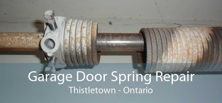 Garage Door Spring Repair Thistletown - Ontario