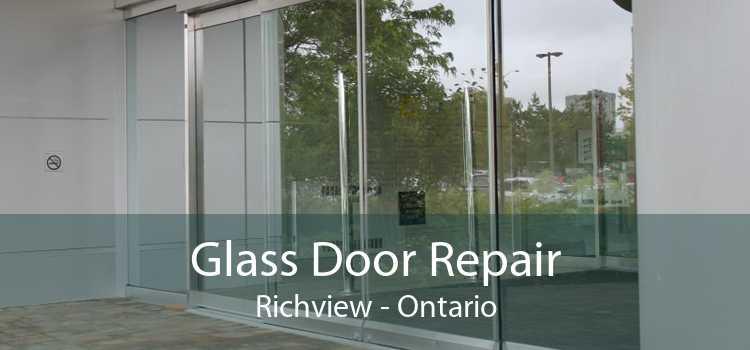 Glass Door Repair Richview - Ontario