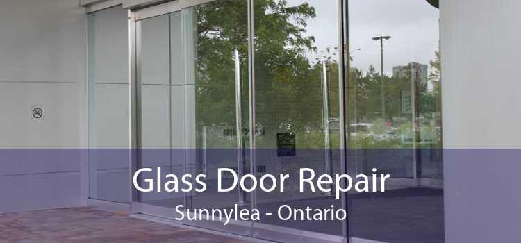 Glass Door Repair Sunnylea - Ontario