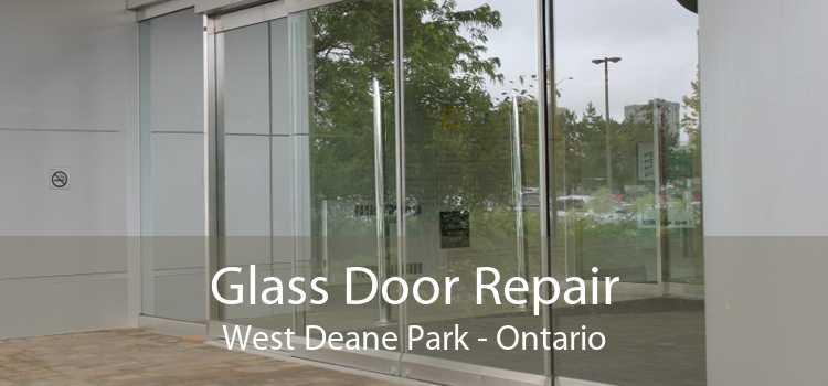 Glass Door Repair West Deane Park - Ontario