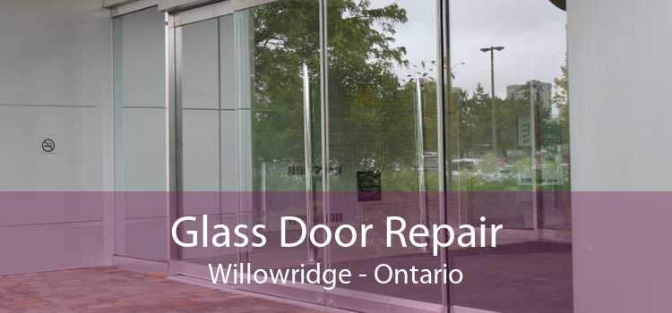Glass Door Repair Willowridge - Ontario
