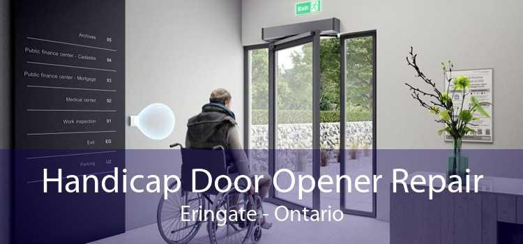 Handicap Door Opener Repair Eringate - Ontario