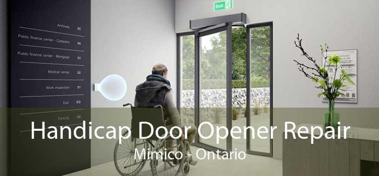 Handicap Door Opener Repair Mimico - Ontario