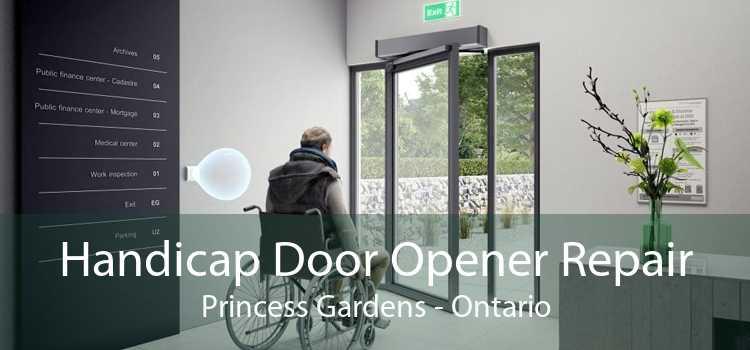 Handicap Door Opener Repair Princess Gardens - Ontario
