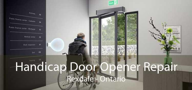 Handicap Door Opener Repair Rexdale - Ontario