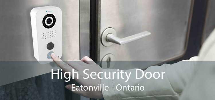 High Security Door Eatonville - Ontario
