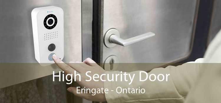 High Security Door Eringate - Ontario