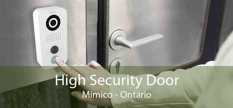 High Security Door Mimico - Ontario