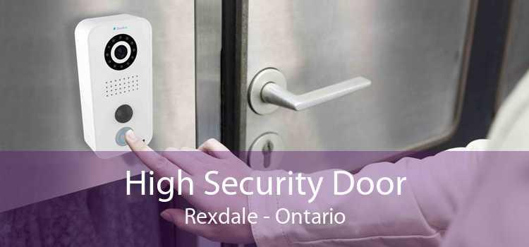 High Security Door Rexdale - Ontario