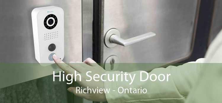 High Security Door Richview - Ontario