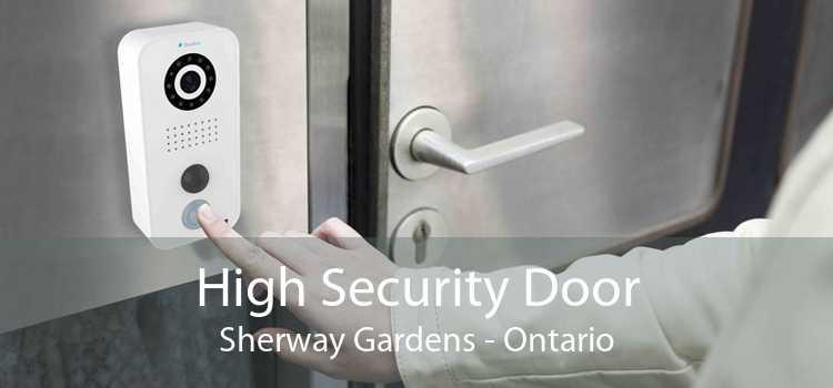 High Security Door Sherway Gardens - Ontario