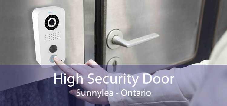 High Security Door Sunnylea - Ontario