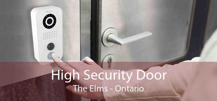 High Security Door The Elms - Ontario